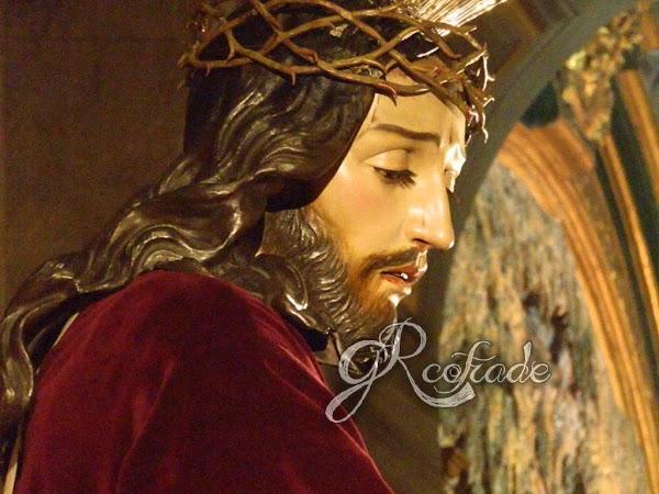 La Cofradía de Nuestro Padre Jesús del Rescate prepara desde hace meses la salida extraordinaria