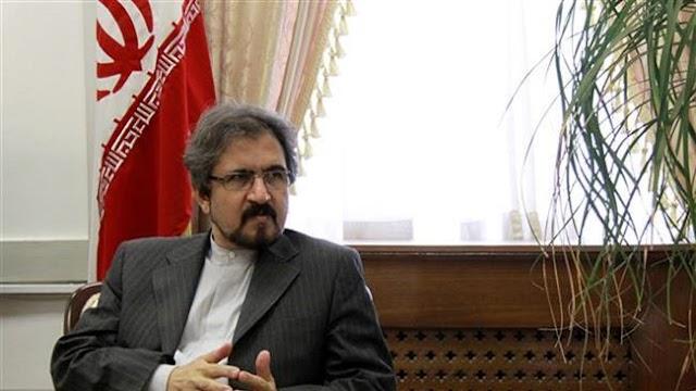 Sweden's anti-Iran resolution part of Israel, US plot: Bahram Qassemi