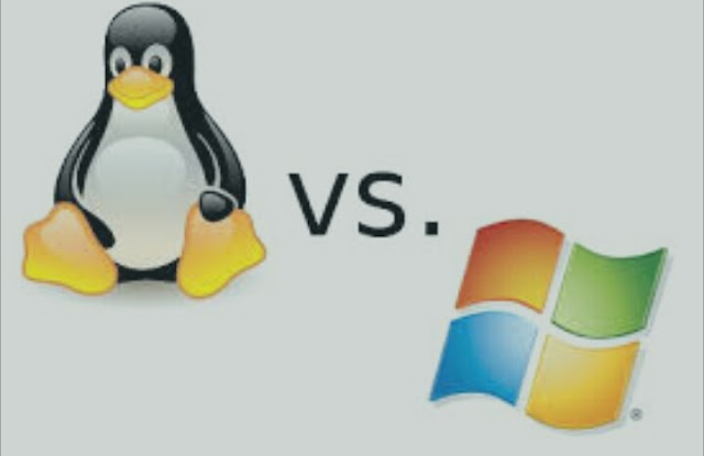 The A - Z Guide Of WINDOWS VS LINUX