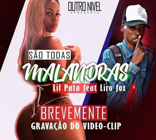 Lil Pata Feat. Liro Fox & Dj Agl - São Malandras