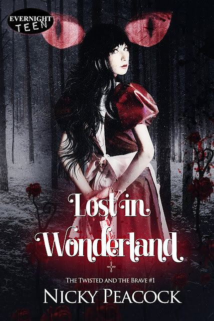Book Spotlight: Lost in Wonderland