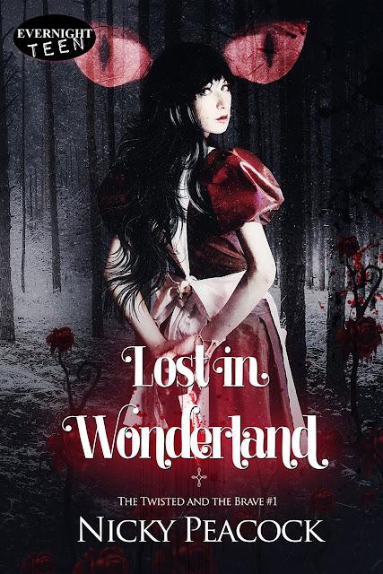 Book Spotlight: Lost in Wonderland