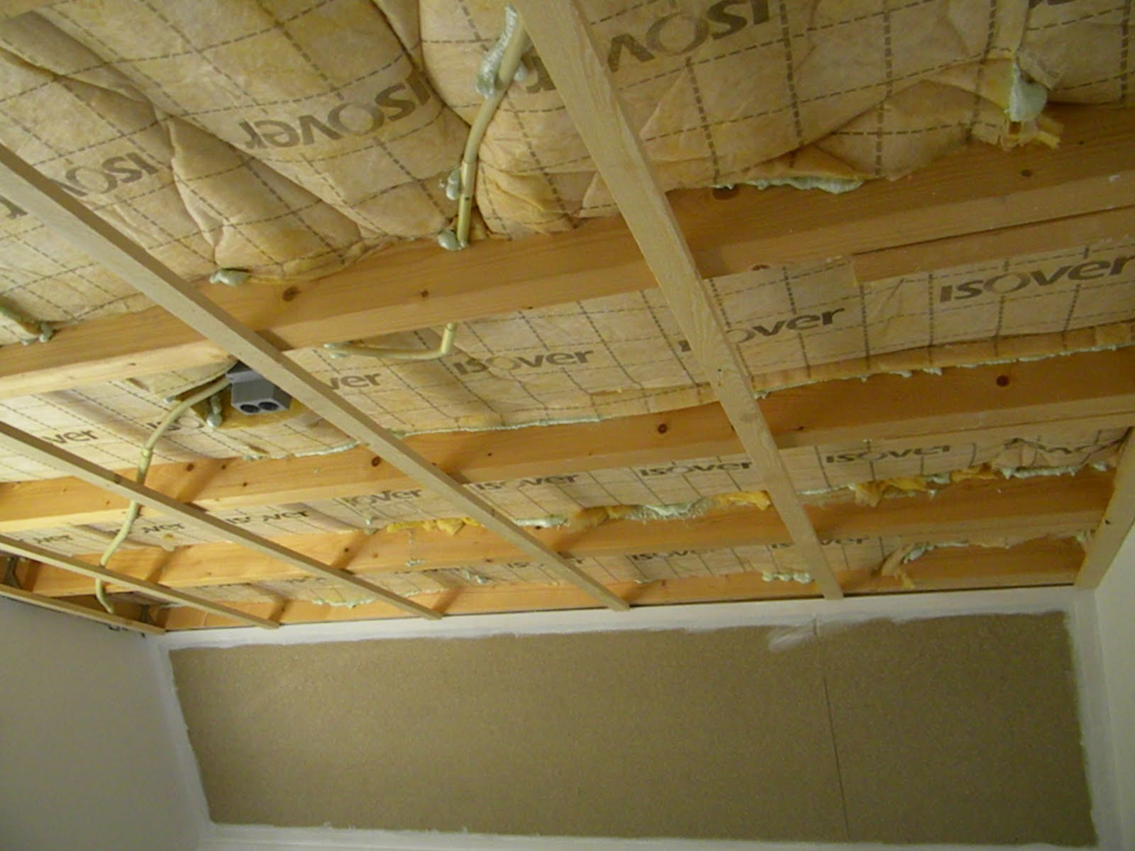 Isolatie Slaapkamer Plafond