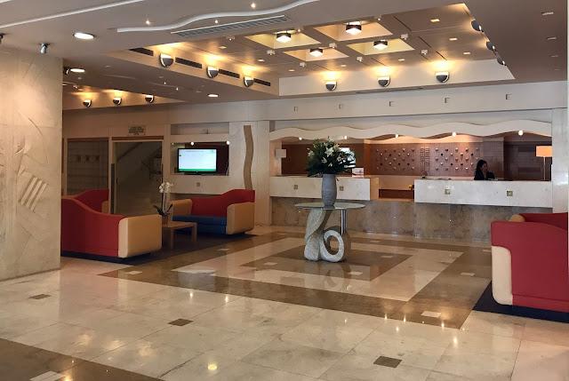 Hotel perto do aeroporto de Atenas
