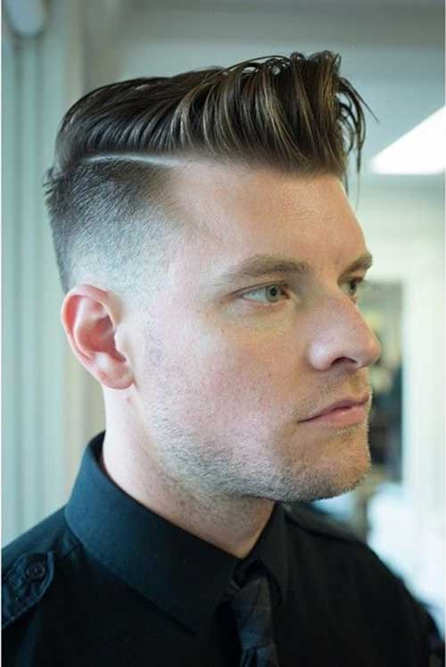 Hairstyles for Men With Fine Hair