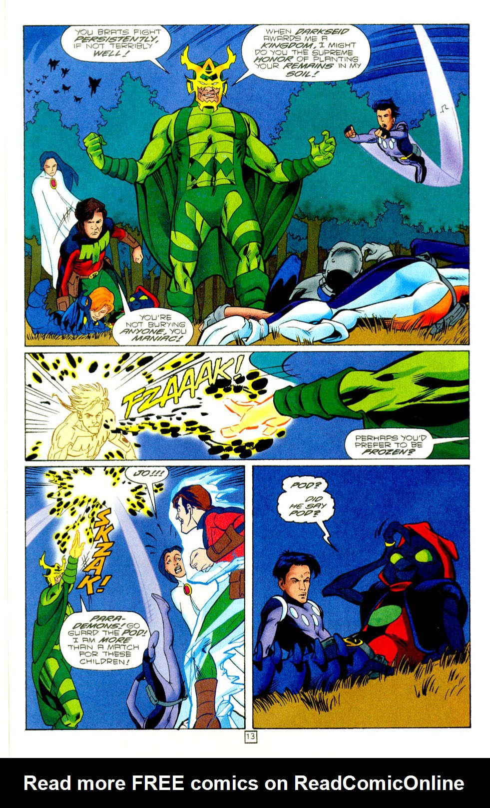 Legion of Super-Heroes (1989) 97 Page 12