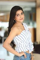 Avantika Mishra in One Shoulder Crop Top and Denim Jeggings ~  Exclusive 065.JPG