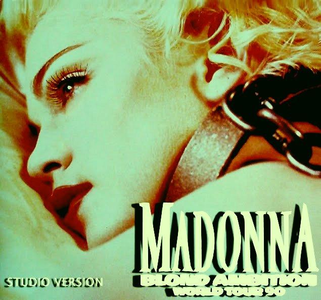 Madonna blond ambition tour live from barcelona download madonna.