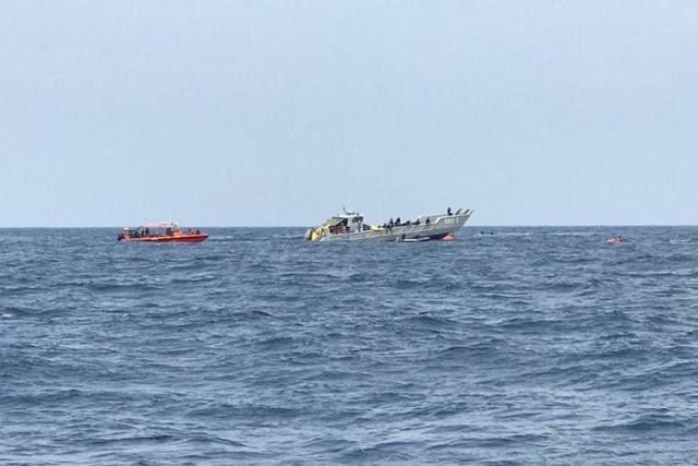 Seorang Penyelam Meninggal Dunia saat Mencari Puing Lion Air
