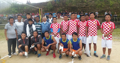 Inter Mungpoo Open Volleyball Tournament 2017