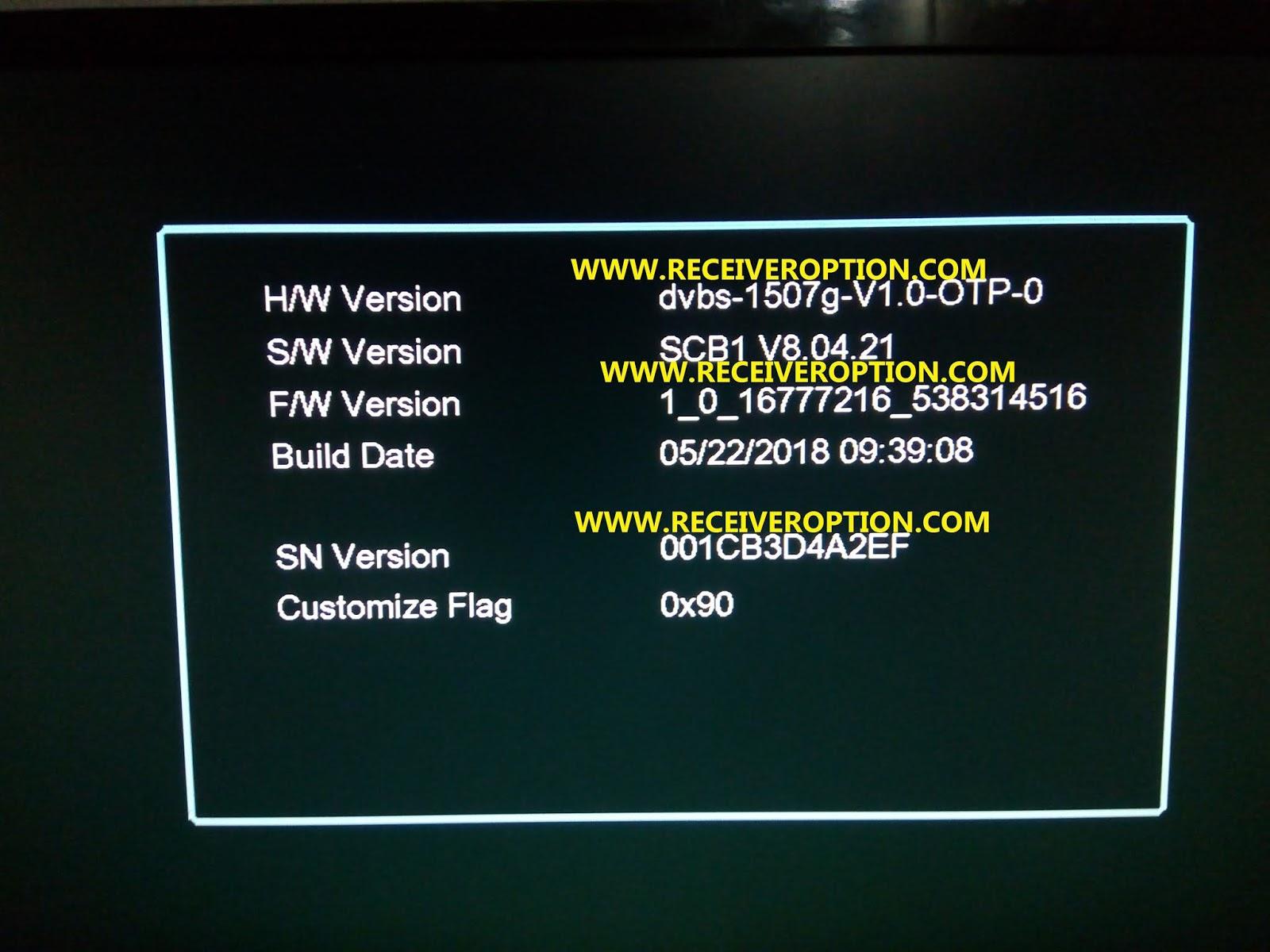 All Multi Media Convert 1506g T0 1507g With New Powervu Key Ok