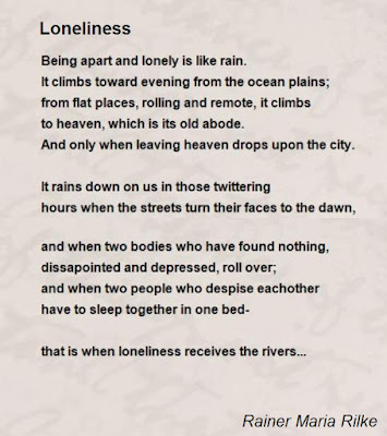 4 Heart Touching Lonely Poems by Lonely Writers