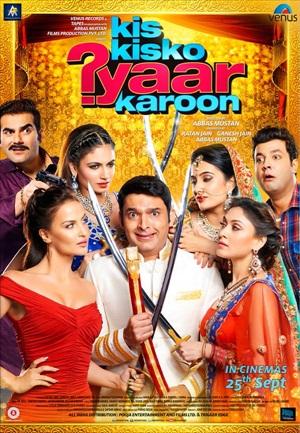 Kis Kisko Pyaar Karu 2015 Hindi 720p WEB HDRip 1GB