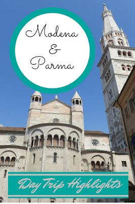 Emilia Romagna Destinations: Bologna to Modena to Parma Italy day trip