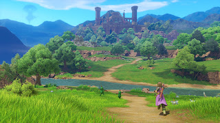 Dragon Quest XI: Echoes of an Elusive Age Background