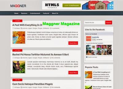 Maggner Magazine
