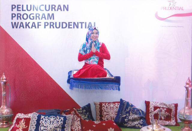 wakaf asuransi prudential indonesia