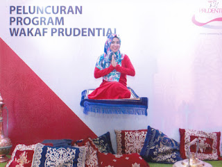 Prudential Indonesia Luncurkan Program Wakaf PRUSyariah