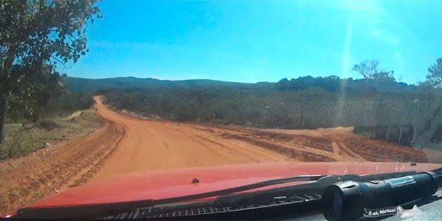 Minas Gerais, Caminho dos Diamantes, Estrada Real, Ponte, Rio Jequitinhonha, Vau, Diamantina