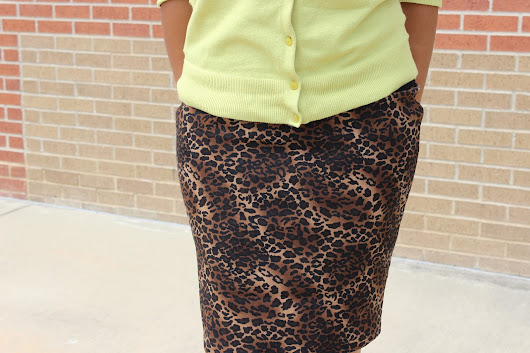 A simple skirt. McCalls 3830