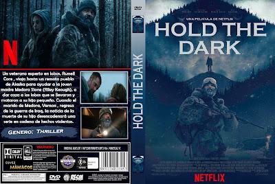 CARATULA HOLD THE DARK 2018 [COVER - DVD]
