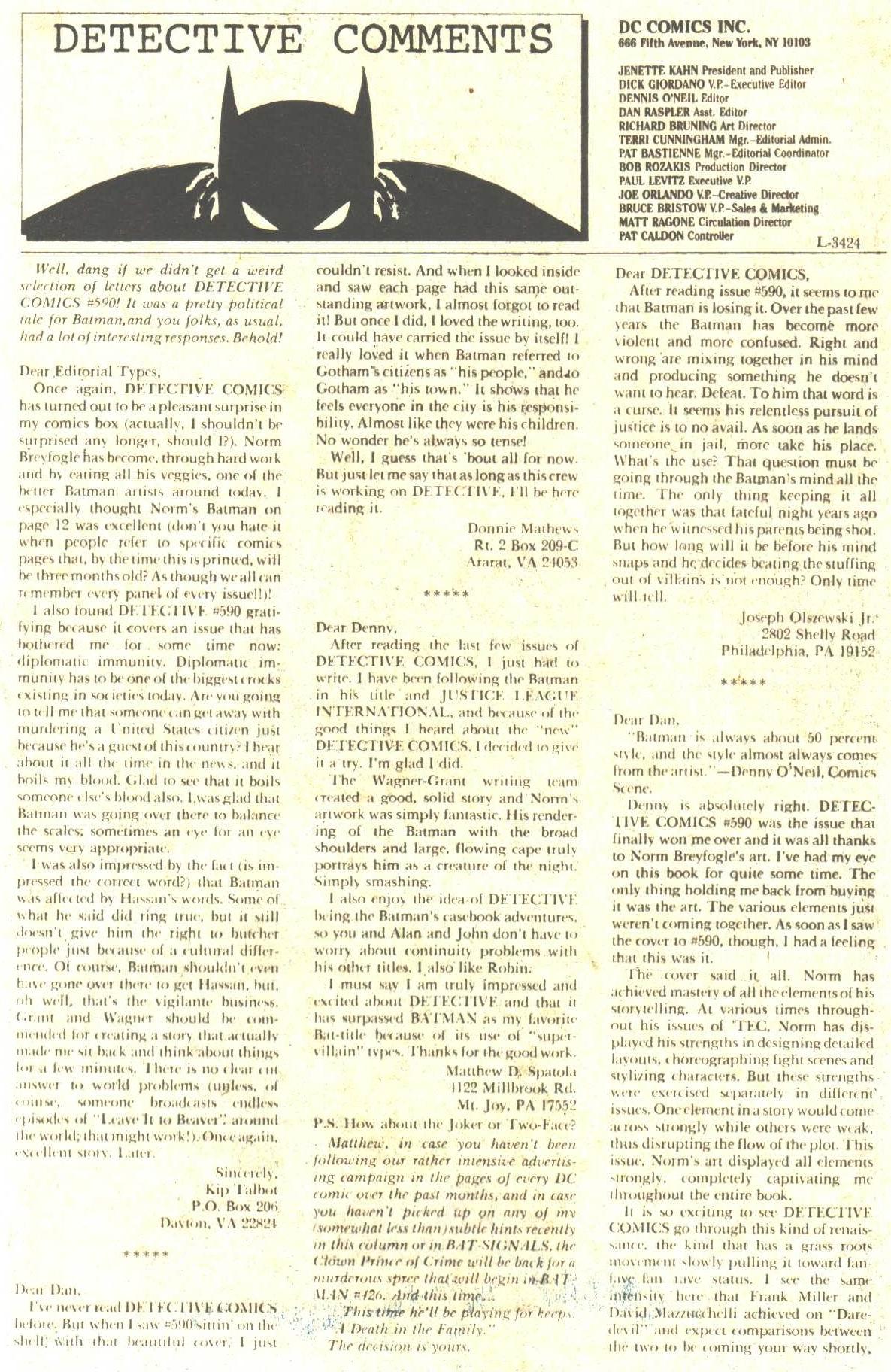 Detective Comics (1937) 593 Page 32