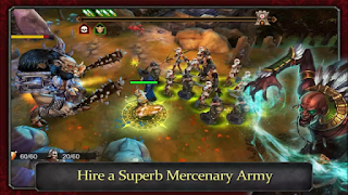 Demonrock: War of Ages apk + obb