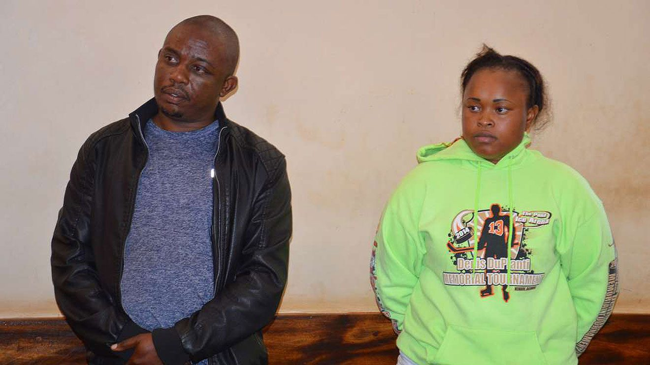 Wangui Who Killed Was A Hawker Before Mary Wambui's Husband Upgraded Her Lifestyle
