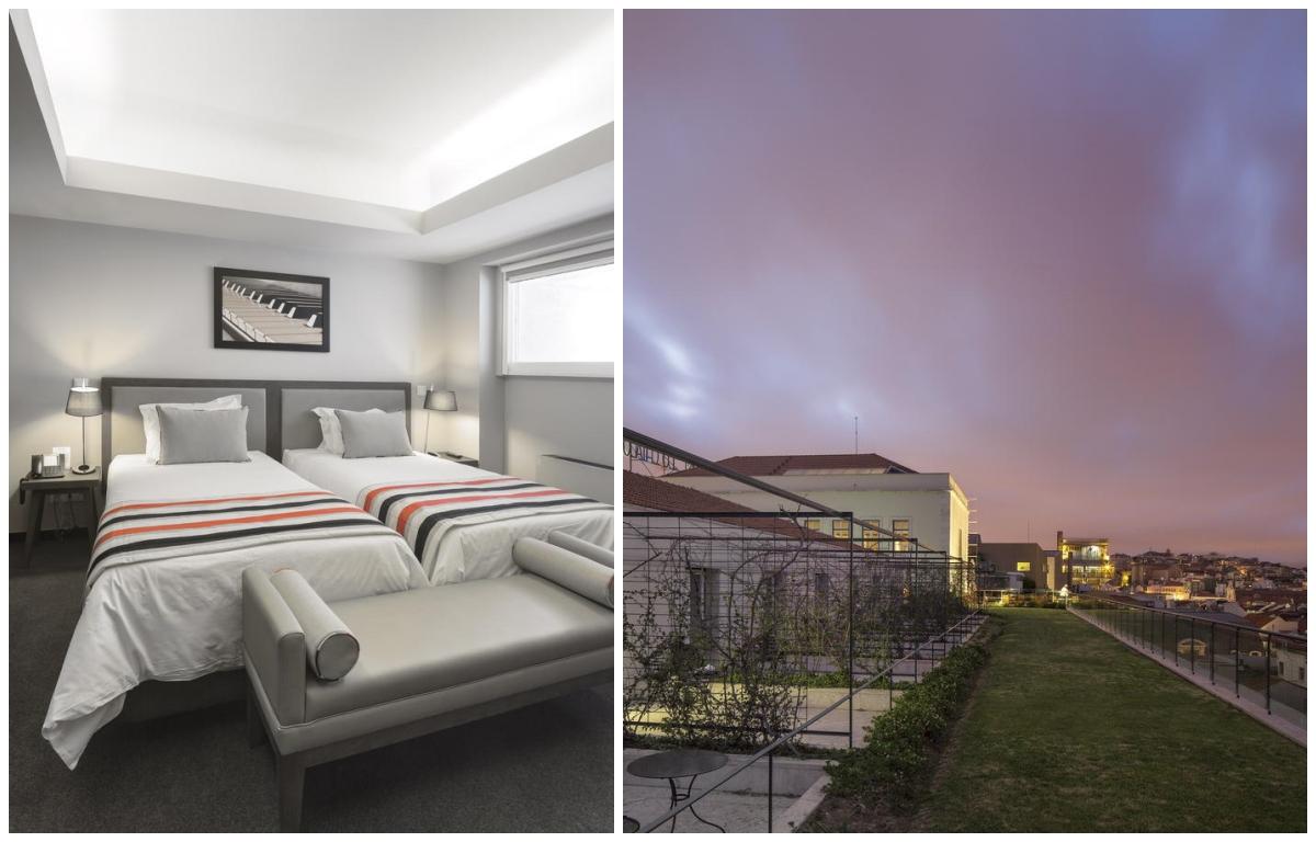 Hotel do Chiado Lisboa Dicas de hotéis: Onde se hospedar em Lisboa por bairros