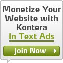 Kontera Made Money online Easy
