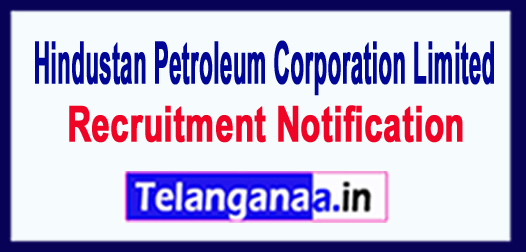 Hindustan Petroleum Corporation Limited HPCL Recruitment Notification 2017