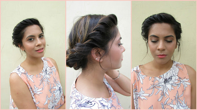 5 minutes summer updo,sumer hair trends 2015,no braiding updo,No Heat Updo,easy hairstyle for all hair types,summer hairstyle 2015,easy hairstyle for long hair,fishtail combo braid,bohemian hairstyle,voluminous updo,soft romantic updo,romantic hairstyle,no heat 5 minute updo,hairstyle, hair,beauty , fashion,beauty and fashion,beauty blog, fashion blog , indian beauty blog,indian fashion blog, beauty and fashion blog, indian beauty and fashion blog, indian bloggers, indian beauty bloggers, indian fashion bloggers,indian bloggers online, top 10 indian bloggers, top indian bloggers,top 10 fashion bloggers, indian bloggers on blogspot,home remedies, how to