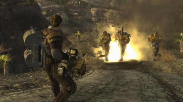 Fallout New Vegas PC Full Version Screenshot 2