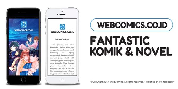 Webcomics : Cara Mendapatkan Pulsa Gratis Terbaru dari Aplikasi Webcomics Android