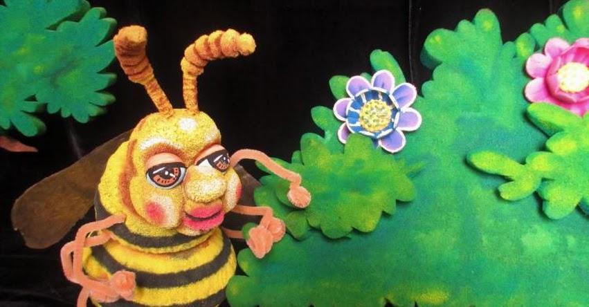 Estrenan obra de títeres con mensaje ecológico en los auditorios del Centro Cultural Británico (7, 14 y 21 Octubre)