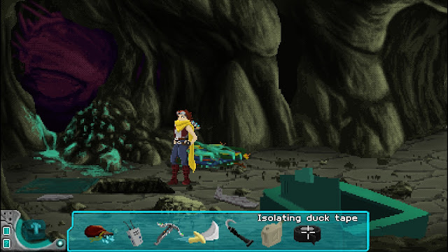 Screenshot from Rogue Quest: The Vault of the Lost Tyrant