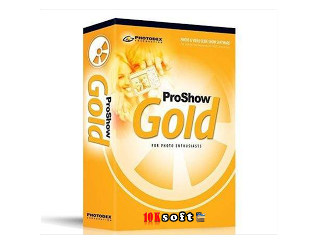 proshow gold video editing