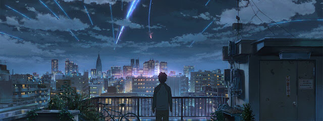 Frases de la película Your Name (Kimi no na wa)