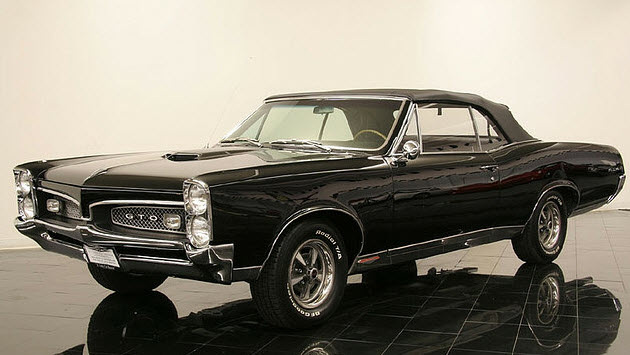 The 1967 Pontiac GTO