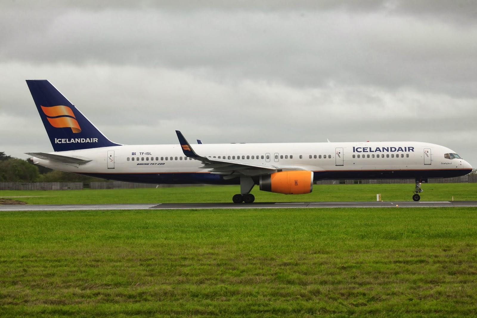 Irish Aviation Research Institute : Icelandair commences ...  Irish Aviation ...