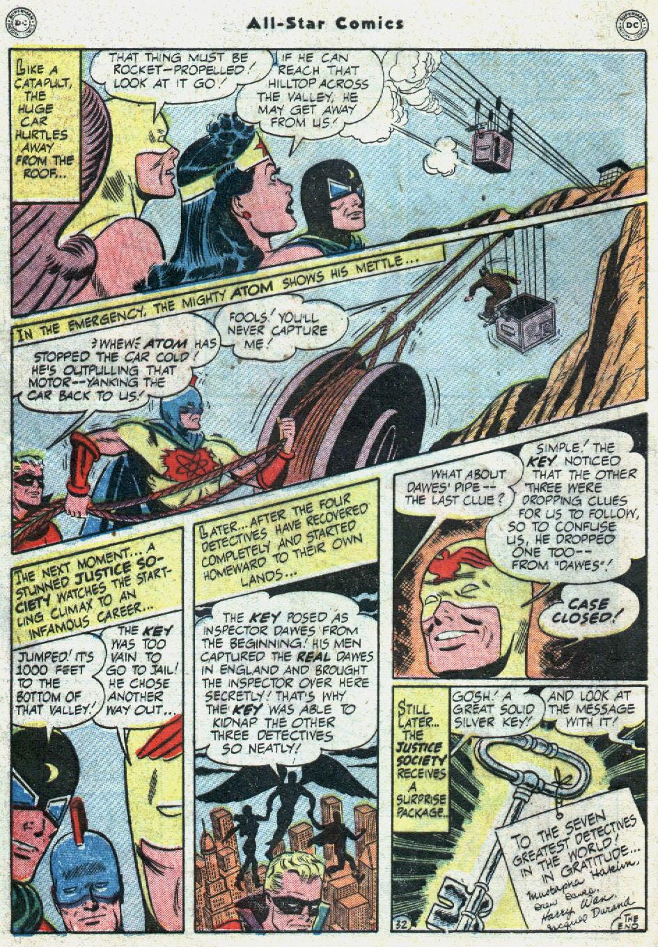 Read online All-Star Comics comic -  Issue #57 - 40