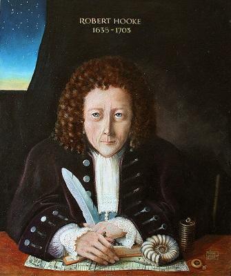Biografi Robet Hooke