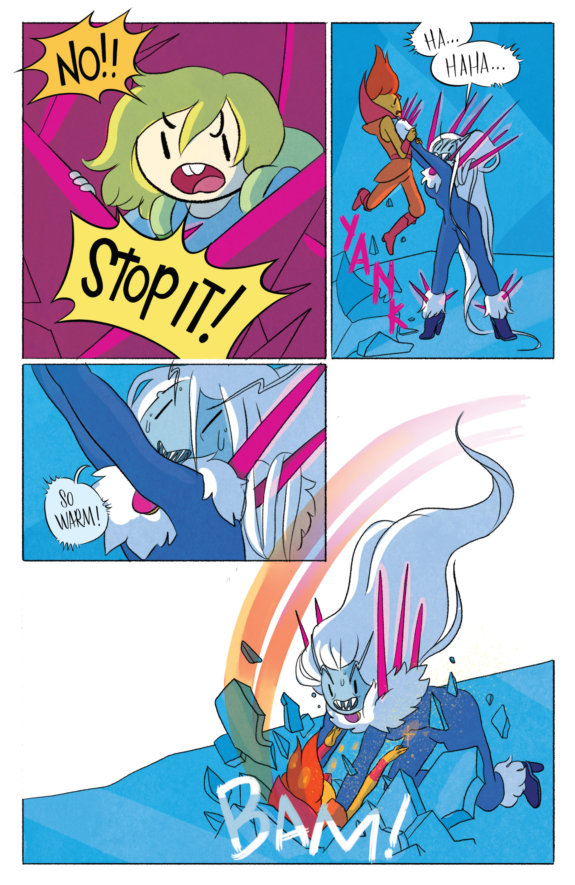 Read online Adventure Time with Fionna & Cake comic -  Issue #6 - 14