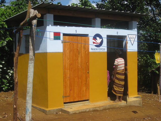 shower project peace corps
