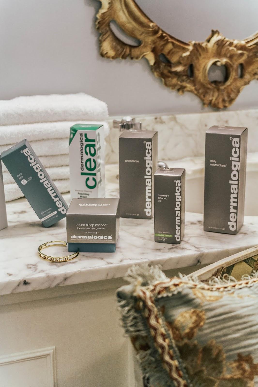 UK Beauty Blog Dermalogica Skincare Regime Review