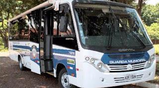 Base móvel da Guarda Municipal vai reforçar policiamento em Foz do Iguaçu (PR)