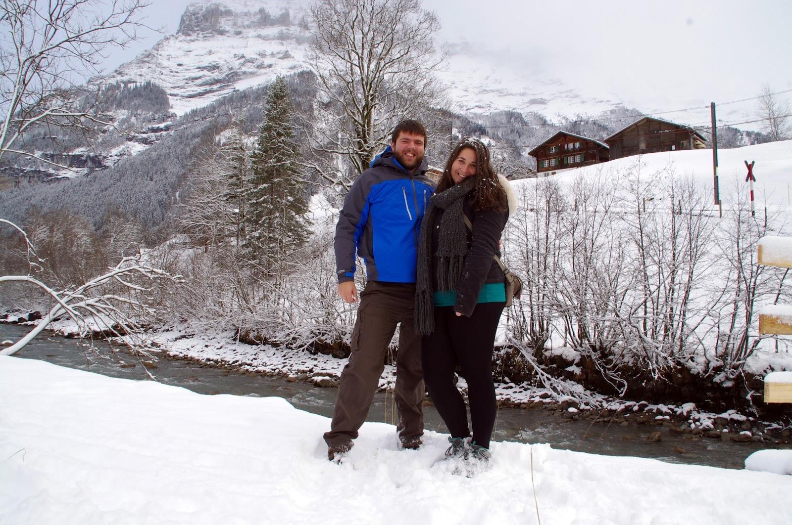 The Aussie Flashpacker Snow Switzerland