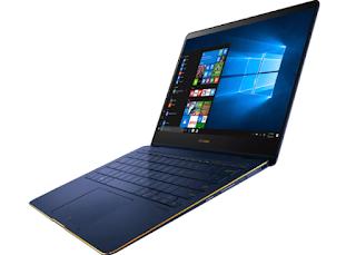 Asus ZenBook Flip S UX370UA Driver Windows 10 64 bit