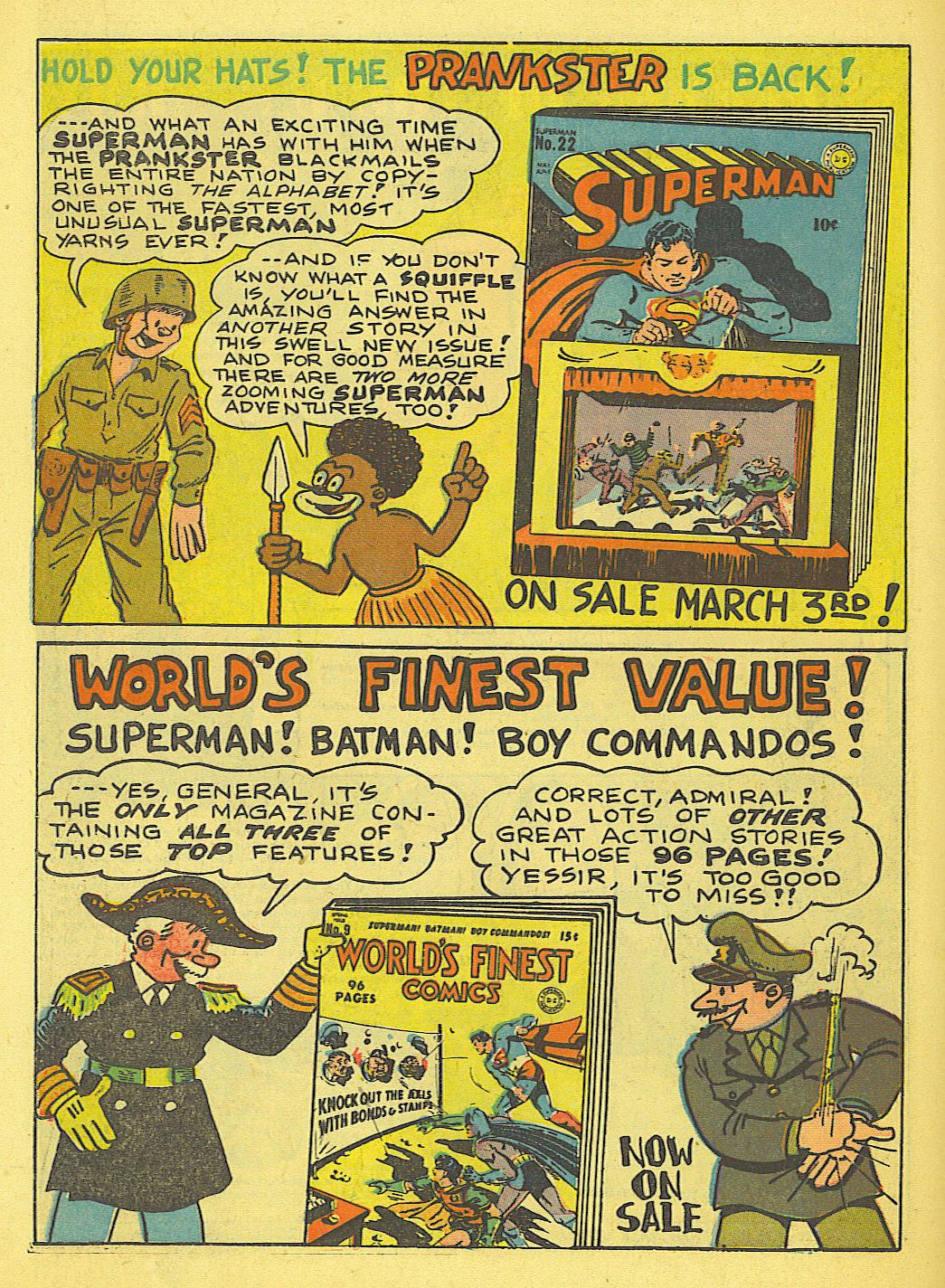 Action Comics (1938) 59 Page 16
