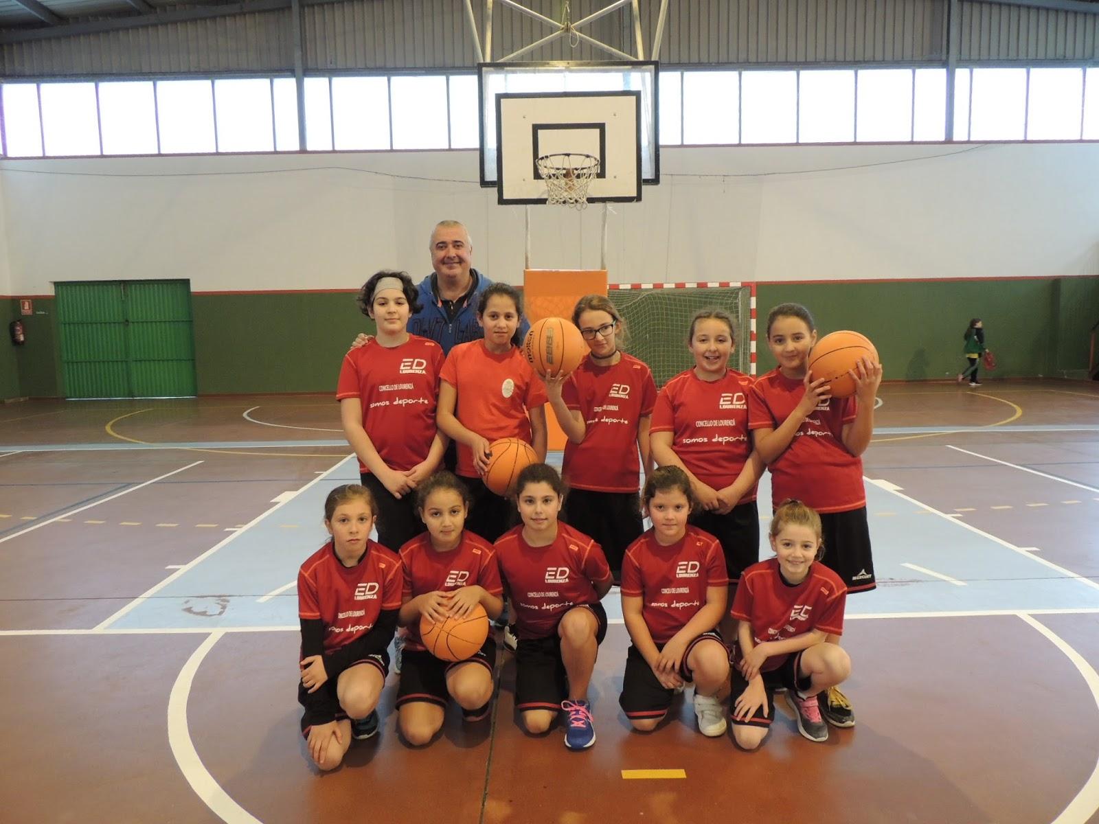 Escolas Deportivas Lourenz Basket Alevin O Terras Da Mari A  # Muebles Huertas Lourenza